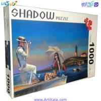 تصویر پازل 1000 قطعه shadow مدل پرگرین هیتکلت (05257)