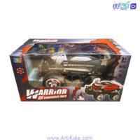 ماشین کنترلی جیپ مدل Warrior Of Endurance Race