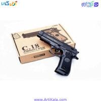تصویر کلت فلزی مدل airsoft gun c.18