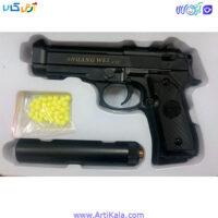 تصویر کلت فلزی +C.18 مدل Airsoft Gun