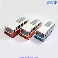 تصویر ماشین اتوبوس فلزی مدل 3384YT