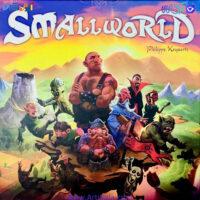 تصویر بازی فکری دنیای کوچک ( small word ) دهکده برد گیم