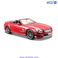 ماکت ماشین فلزی مرسدس بنز Maisto 31503 Mercedes Benz SL AMG 1:24