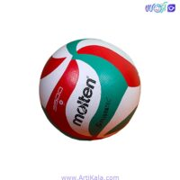 تصویر توپ والیبال مدل Molten