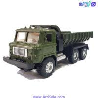 تصویر ماشین فلزی کامیون مدل 2216