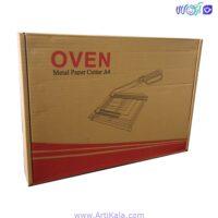 تصویر دستگاه برش کاغذ A4 مدل Oven