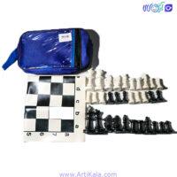 شطرنج فدراسیونی کیفی زیپ دار