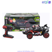 ماشین کنترلی حرفه ای آفرود مدل Wild Racer