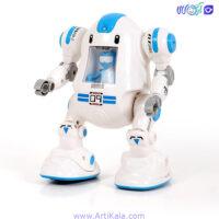 کیت ربات حرکتی مدل DIY CUT ROBOT