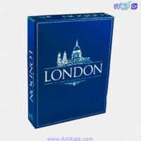 بازی فکری لندن London میپل کینگ