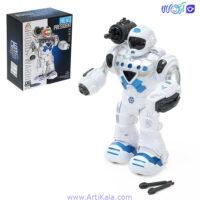 ربات جنگجو مدل hero president 827