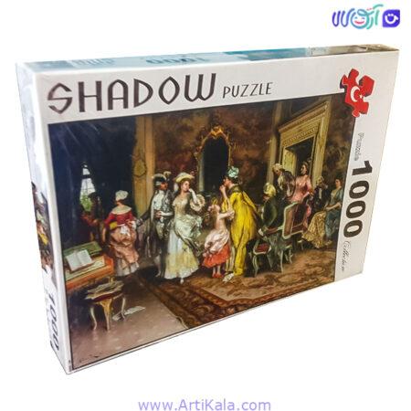 پازل 1000 قطعه Shadow puzzle مدل فلورانس
